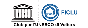 Logo Club Unesco Volterra